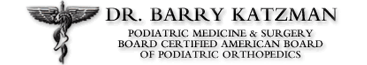 Podiatrist (Foot Doctor) -  Barry Katzman DPM